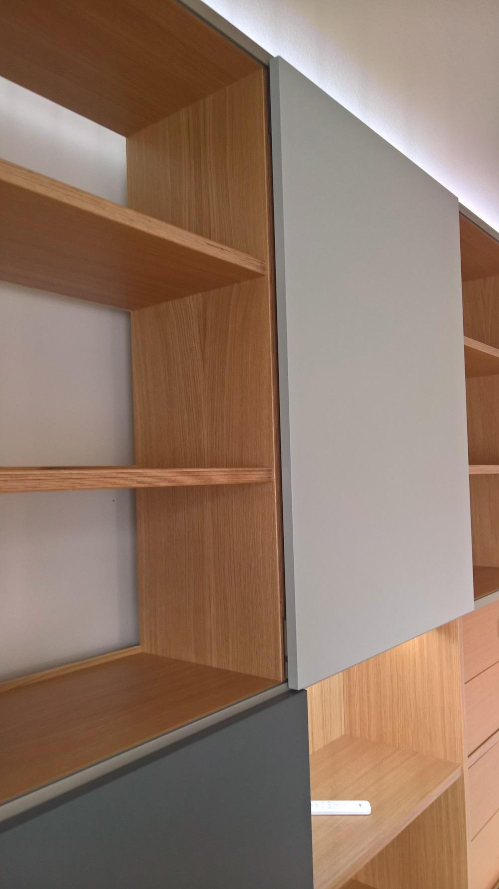 Wohnzimmermobel In Eiche 12 Tischlerei Braune